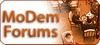 logo forum modem