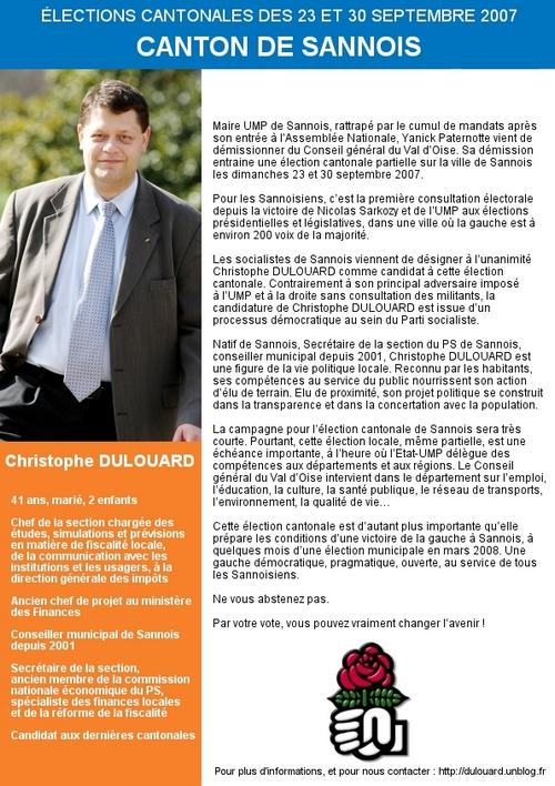 tract_dulouard_cantonales_sannois_2007_recto_500