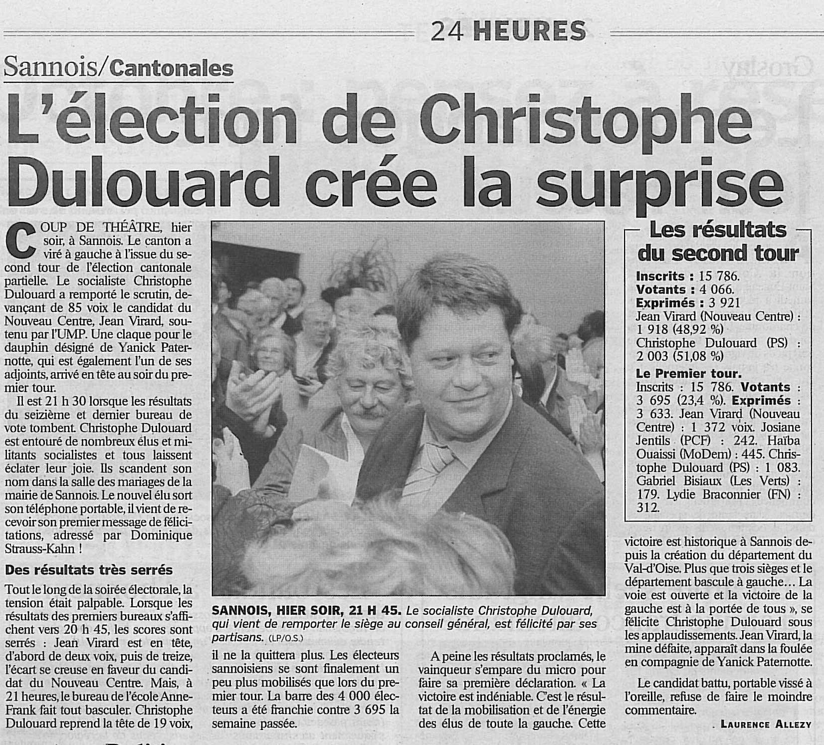 Article parisien